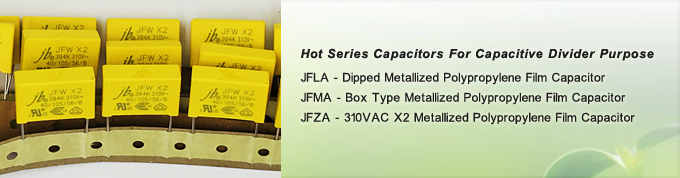 JFZA-310VAC-X2-Metallized-Polypropylene-Film-Capacitors-For-Capacitive-Divider