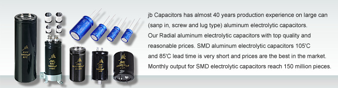 SMD - Aluminum Electrolytic Capacitors