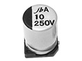 JCA - Long Life Assurance SMD Aluminum Electrolytic Capacitor