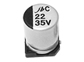 JCC - 2000H at 105°C SMD Aluminum Electrolytic Capacitor