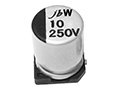 JCW - Long Life Assurance SMD Aluminum Electrolytic Capacitor
