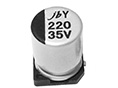 JCY - 2000H at 105C Small Size SMD Aluminum Electrolytic Capacitor