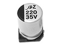 JCZ - 3000H at 105°C, Extra Lower Impedance SMD Aluminum Electrolytic Capacitor