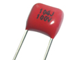 Subminiature size Metallized Polyester Film Capacitors