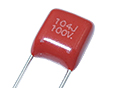 JFLM- 5mm Mini Metallized Polypropylene Film Capacitor