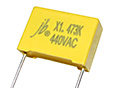 JFT - Metallized Polypropylene Film AC Capacitor Class-X1