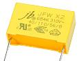 JFW - X2 Metallized Polypropylene Film Capacitor (305VAC, 310VAC)