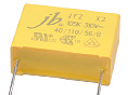 JFZ - X2 Metallized Polypropylene Film Capacitor (305VAC, 310VAC)