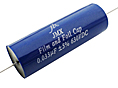 Plastic-Film-Capacitors/JMX-Music-Aluminum-Foil-and-Film-Metallized-Polypropylene-Capacitors-Axial