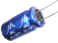 JRC - 2000H at 105°C, Leaded Radial Aluminum Electrolytic Capacitor