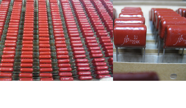 jb - JFB Plastic Film Capacitors Ammo Packing