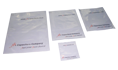 jb - Four Types of Products Transparent PP Bags